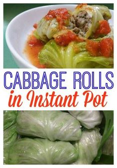 Make your own Cabbage Rolls at home.