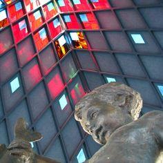 Fő tér színesben Lion Sculpture, Statue, Art, Art Background, Kunst, Performing Arts, Sculptures, Sculpture, Art Education Resources