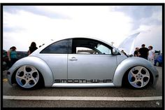 Volkswagen New Beetle, Gas Monkey, Vw Beetles, Sport Cars, Motor Car, Automobile, Vw Bugs, Pictures, Rolling Carts