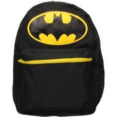 DC Comics Batman Suit Up Hood Wings Backpack