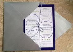 Bakers twine with Panel Cards, a cute little package!
