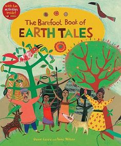 Barefoot Book of Earth Tales - Wizards and Fairies Children's Books