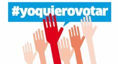 quiero votar
