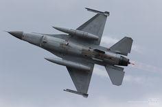 Belgian Air Force General Dynamics F-16AM Block 15 MLU Fighting Falcon