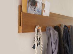 Muir Reclaimed Wall Coat Rack — ACCESSORIES -- Better Living Through Design