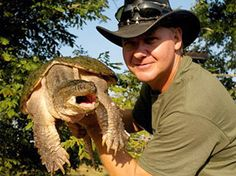 Turtle Man!!....LIVE ACTION!!