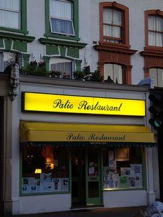 Patio Restaurant, London