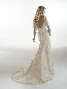 Maggie Sottero Wedding Dresses - Style Maurine 4MS959 [Maurine] - $1,889.00 : Wedding Dresses, Bridesmaid Dresses, Prom Dresses and Bridal Dresses - Your Best Bridal Prices