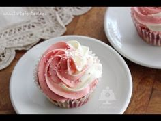 Merengue Buttercream Soberano | Receitas Soberanas Muffins, Swiss Meringue Buttercream, Icing Recipe, Gum Paste, Sin Gluten, Cupcake Cookies, Frosting, Sweet, Desserts