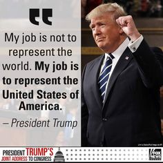 President Trump's Address To Congress