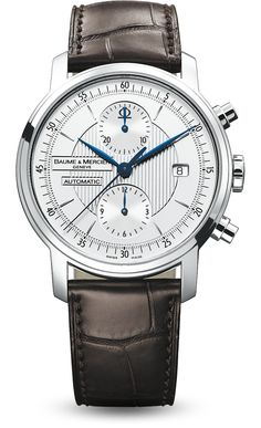 Brown - Classima collection from Baume Mercier