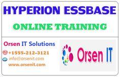 hyperion essbase online training,essbase training in usa