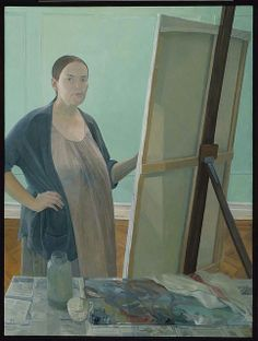 Catherine Murphy (1946-) – Self-Portrait (1970) Museum of Fine Arts, Boston