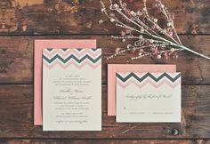 Chevron Affordable Wedding Invitations, Envelope, Chevron, Wedding Ideas, My Style, Cards, Envelopes, Map