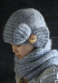 Patron de tricot en Anglais COQUETTE Tailles: par KatyTricot