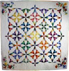 Image result for garden in the window quilt