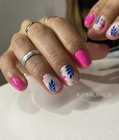 Wow Nails, Nails Now, Pretty Nails, Nail Art Printer, Dip Manicure, Semi Permanente, Beauty Corner, Minimalist Nails, Summer Nails