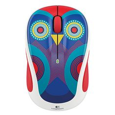 Logitech M325c Wireless Mouse Owl by Office Depot & OfficeMax