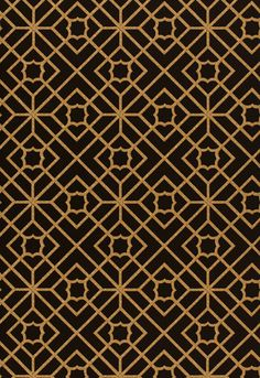 Luan Fretwork Schumacher Wallcovering, elegant & sophisticated paper, great choice for an accent wall Graphic Patterns, Textile Patterns, Print Patterns, Textiles, Art Deco Pattern, Pattern Design, Of Wallpaper, Pattern Wallpaper, Jaali Design