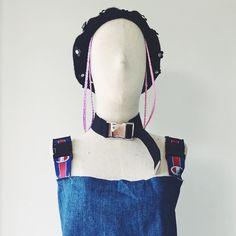 Buckle Metal Choker #stonegirl available . . . #mondaymood #morningmonday #buckle #chokernecklace #minimalist #fashionaddict #fashionstyle #tokyofashion #japanstyle #shinjuku #harajuku #tokyo #japanstyle #ss17 #ss17collection #productdesign