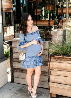 20 Ideas For Tall Maternity Clothes – The Outfits That Inspire Your Style Pregnacy Fashion, Baby Bump Style, Fashion Outfits, Womens Fashion, Maternity Fashion, Future Baby, Keto Recipes, Birth, Indigo