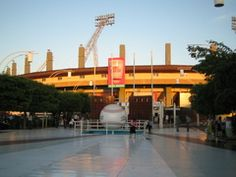 Panoramio - Photo of estadio angel flores