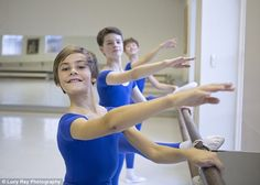 Last year there were 112 boys and 109 girls at the Royal Ballet School's junior and senior branches Young Boys Fashion, Boy Fashion, Royal Ballet School, Classic Sci Fi Books, Beauty Of Boys, Billy Elliot, Ballet Boys, Dance World, Bald Girl