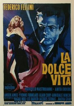 La dolce vita [Federico Fellini; 1960]