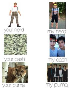 """MAGCON!!!"" by joslynnhouse ❤ liked on Polyvore featuring beauty"