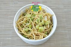 Lima Bean Pasta and other fresh bean meal ideas!organwiseguys.com