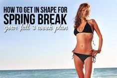 3 week work out plan..