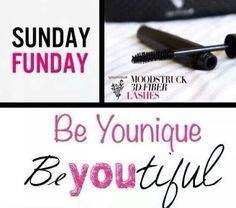 Happy Sunday! #funday #younique #beyoutiful