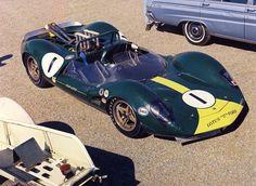 1965 Lotus 40 Riverside