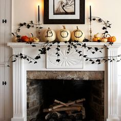 50 Stylish Halloween House Interior Decorating Ideas