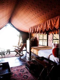 Jack's Place in the Makgadikgadi Pan, Botswana.