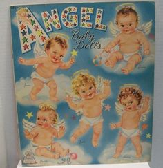 US $94.99 Used in Dolls & Bears, Paper Dolls, Vintage
