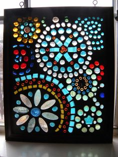 This would be awesome in fused glass