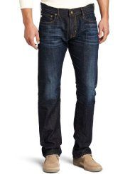 AG Adriano Goldschmid Men's Geffen Easy Slim Jean