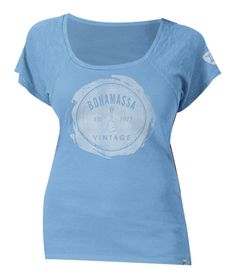 Joe Bonamassa - '47 JB Carolina Big Time Tee (Women)
