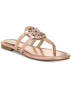 c1b6182ae1 Sam Edelman Canyon Medallion Flat Sandals Women Shoes