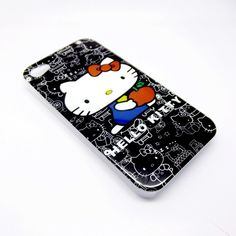 Hello Kitty Hard Case Cover Skin for iPhone 4G / 4S (B) - Cases & Skins - iPhone 4/4S - iPhone Accessories