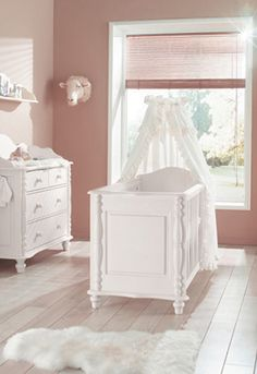 Romantische #babykamer | Romantic #nursery