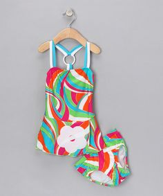 I love this swimsuit (for girls, of course...)