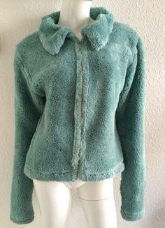 Kaufe meinen Artikel bei #Kleiderkreisel http://www.kleiderkreisel.de/damenmode/cardigans/116654888-vintage-jacke-cardigan-teddyfell-mintfarben-mint-turkis-hipster-boho-blogger-hippie-goa-techno