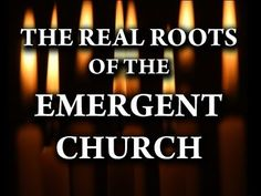 """Emergent / Emerging Church Documentary Post-modernism tells us that we can't know absolute truth; that what is true for you may not be true for me. This dangerous movement has ensnared so many of us, that we need to do something about it. Here is the new directors cut of the excellent """"Real Roots Of The Emergent Church"""" video. With an hour of updated additional material, it's a great way to share truth with those caught up in this movement."""
