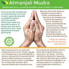 Atmanjali Mudra = Namaste