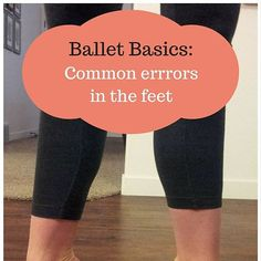 New post talking about those ballet feet. Link in bio. #ballet #feet #learnaboutballet #tututuesday