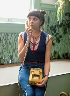 The diary of a teenage girl - Marielle Heller 2015  Loved all the clothes in this movie