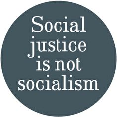 Social Justice Button