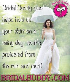 41260b38e9e Bridal Buddy isn t just for the bathroom! 🚽